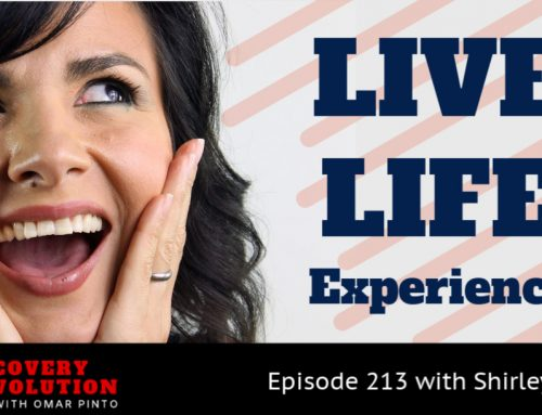 Live Life Experience with Shirley Solis