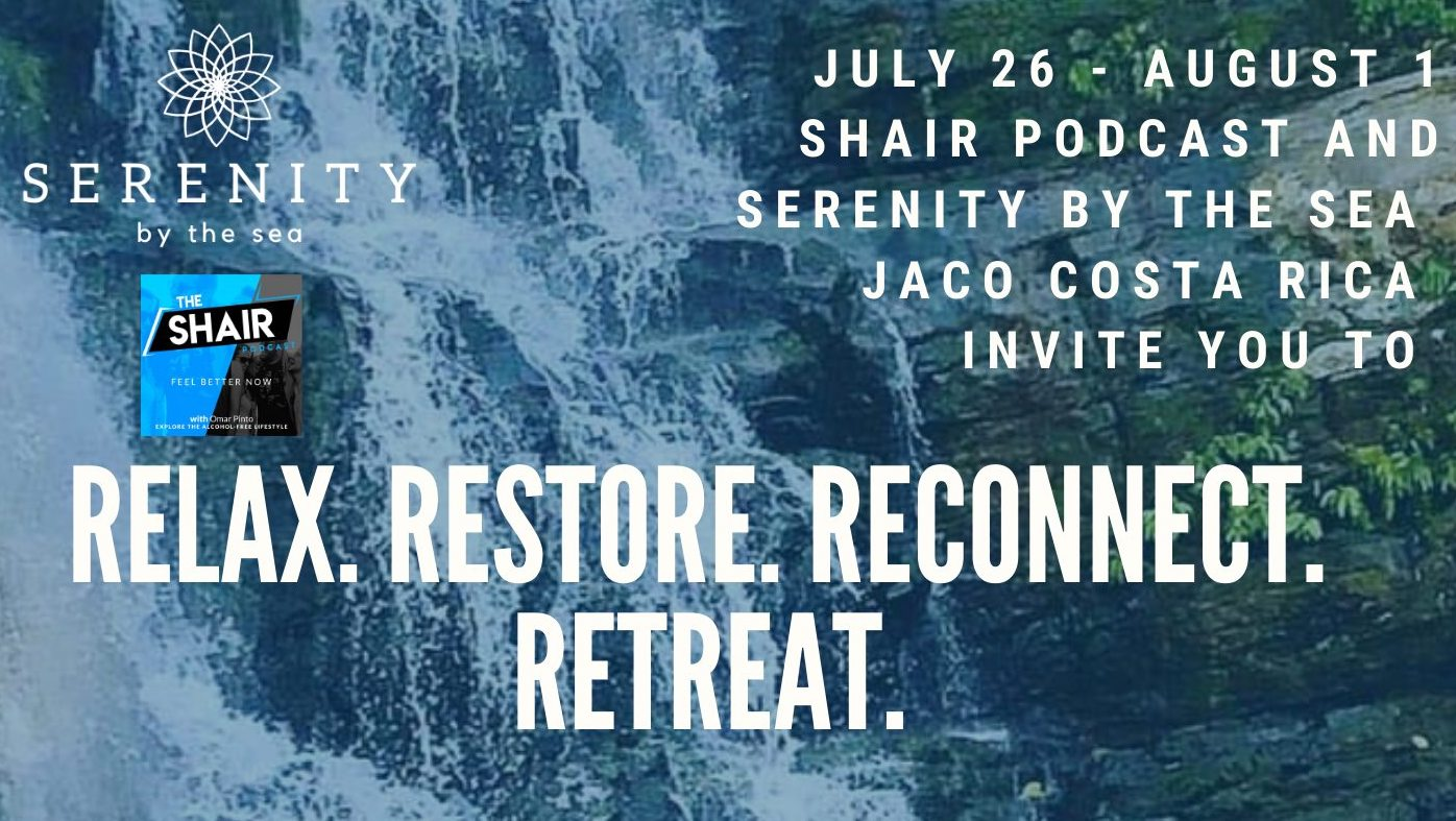 SHAIR addiction recovery retreat costa rica