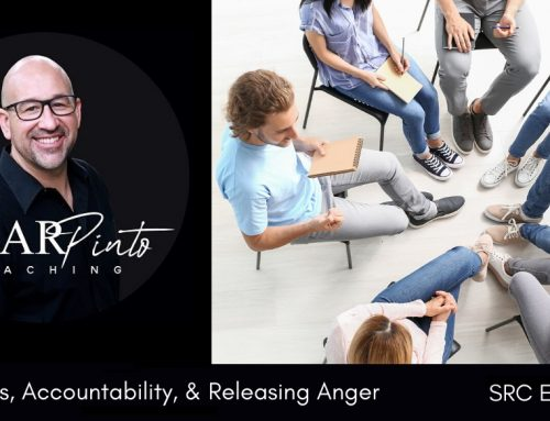 Boundaries, Accountability and Releasing Anger