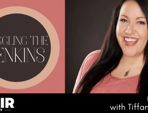 Juggling the Jenkins with Tiffany Jenkins