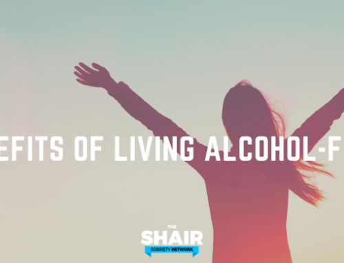 4 Benefits of Living Alcohol Free