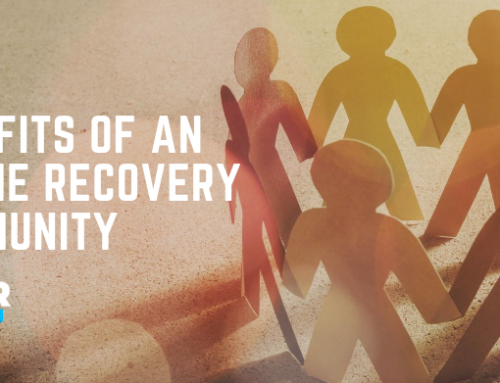 Benefits of an Online Recovery Community