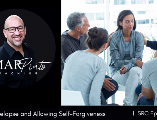 Battling Relapse and Allowing Self-Forgiveness